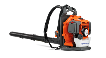 picture of the husqvarna 130BT backpack leaf blower