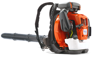 husqvarna 570bts commercial backpack leaf blower