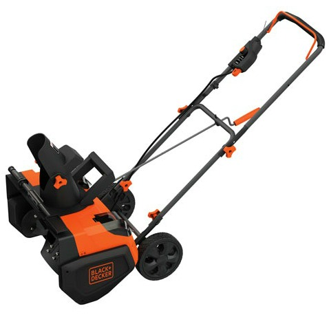 black and decker snow blower lcsb2140 cordless