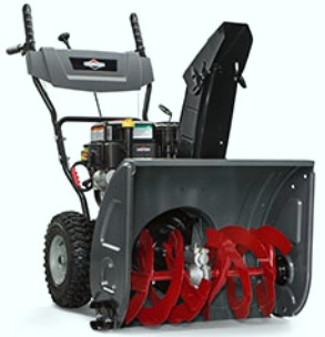 briggs and stratton 2 stage snow blower