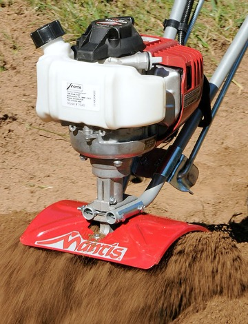 mantis rototiller 4 cycle