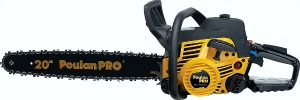 poulan chain saw 50cc