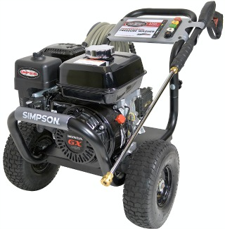 simpson ps3228s pressure washer