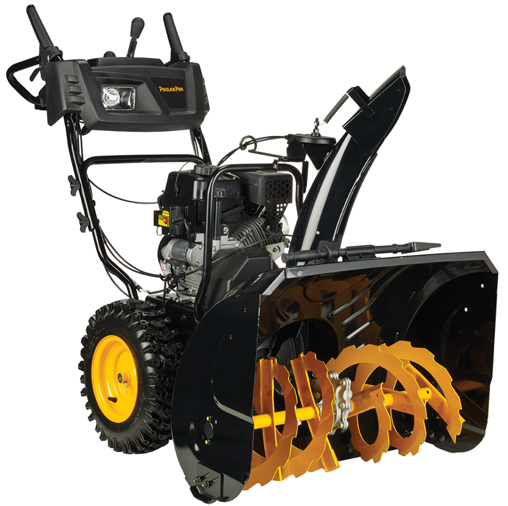30 inch gas snowblower