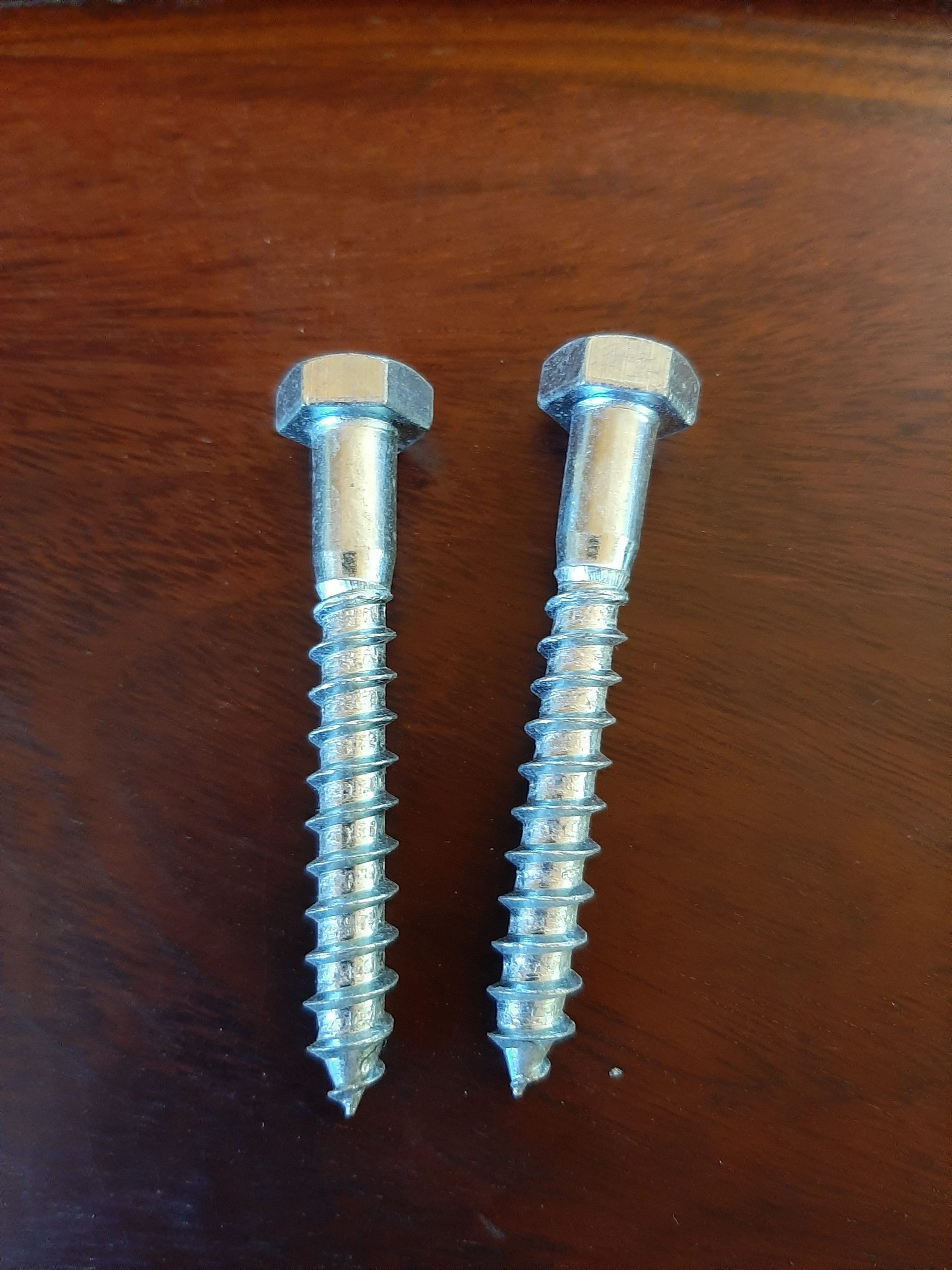 structural screws vs lag bolts 2 galvanised lag bolts