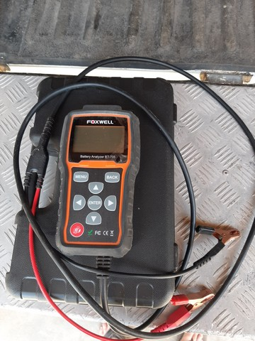 digital battery tester foxwell bt705